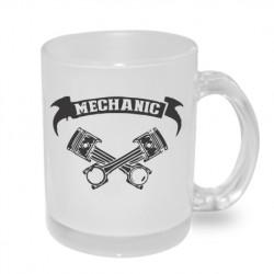 - Originální dárkový hrnek s potiskem, dárek pro mechanika
