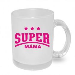Originální dárkový hrnek s potiskem pro rodiče - Super Máma