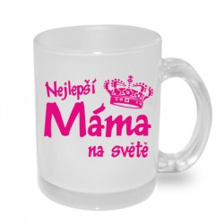 Originální dárkový hrnek s potiskem pro rodiče - Najlepší Máma na světě