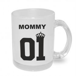 Originální dárkový hrnek s potiskem pro rodiče - Mommy 01