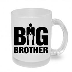Big Brother - Originální dárkový hrnek s potiskem pro bratra