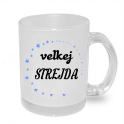 Velkej Strejda - Originální dárkový hrnek s potiskem pro strejdu