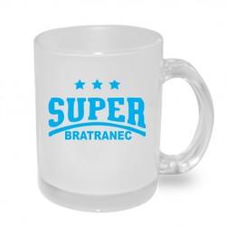 Super Bratranec s hvězdičkami - Originální hrnek s potiskem
