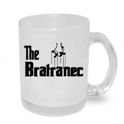 The Bratranec ve stylu mafiána - Originální hrnek s potiskem, dárek pro Bratrance