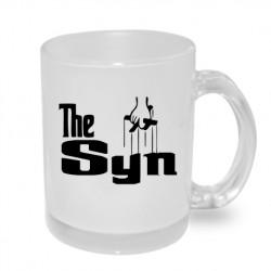 The syn v mafiánském stylu - Originální hrnek s potiskem, dárek pro syna