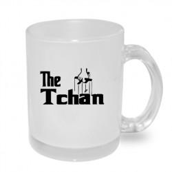 Tchan ve stylu mafiana - Originální hrnek s potiskem, dárek pro Tchána
