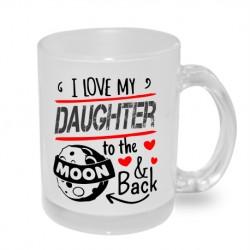 - Originální dárkový hrnek s potiskem, dárek pro dceru